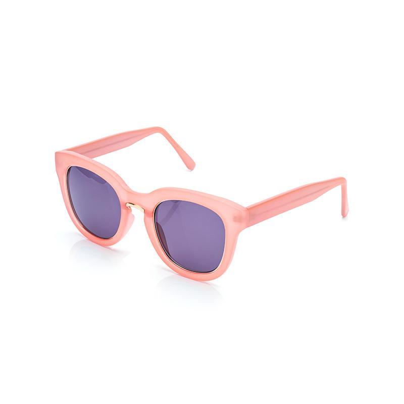 Lyserød solbriller fra theRubz