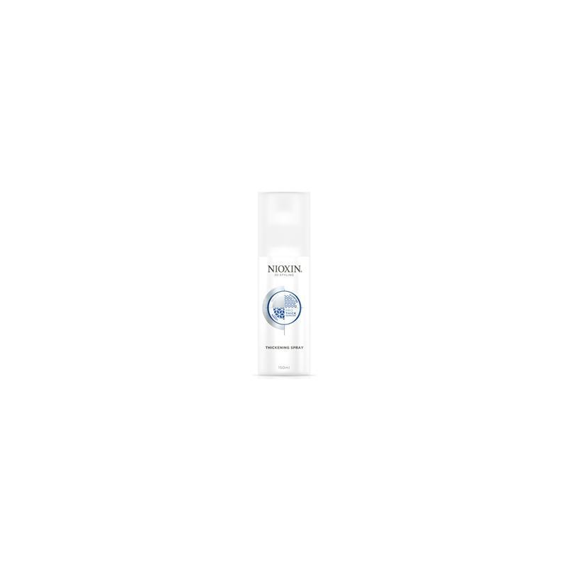 Nioxin hårspray giver fylde og tekstur til dit hår
