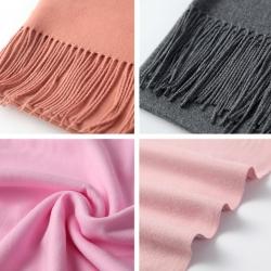 Cashmere tørklæde (i flere...