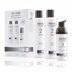 Nioxin 2 Hair System Kit,...