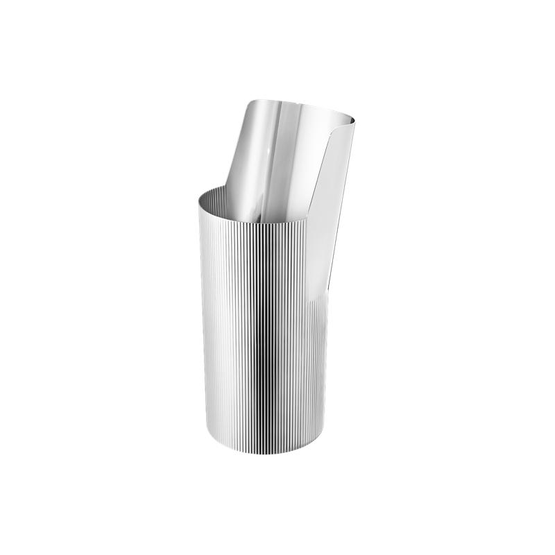 Georg-jensen-urkiola-vase-sølv