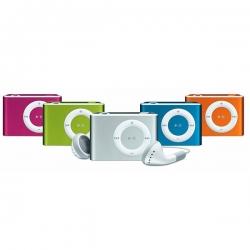 Mp3 afspiller i 3 farver